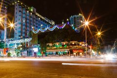 Каникулы в Nha Trang стоковые фотографии rf