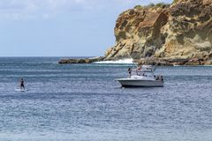 Каникулы пляжа лета Стоковые Изображения RF