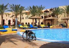 каникулы disable Стоковые Изображения RF