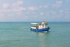 каникула лета корабля моря Стоковое Изображение RF