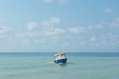 каникула лета корабля моря Стоковые Фото