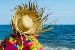 Каникула на пляже стоковые фото