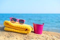 Каникула на пляже стоковое фото rf