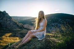 Каникулы лета солнечные Стоковые Фото