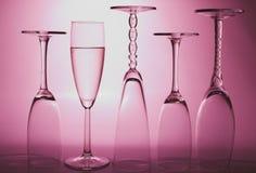 Каннелюры Шампань Стоковые Изображения RF