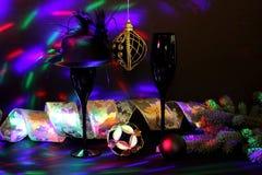 Каннелюры Шампани Стоковые Фото