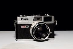 Канон Canonet QL17 Стоковая Фотография