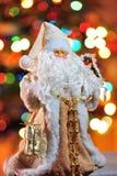 канун весёлый santa claus рождества Стоковые Изображения