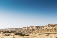 Каньоны в пустыне Namibe anisette вышесказанного Стоковые Изображения RF