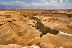 каньоны глубоко Стоковые Изображения