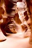каньоны красотки arizonas антилопы естественные стоковые изображения rf