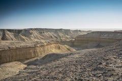 Каньоны пустыни Namibe вышесказанного anisette стоковые изображения rf