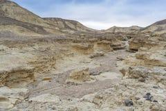 Каньоны пустыни Namibe вышесказанного anisette стоковое изображение