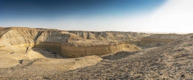 Каньоны пустыни Namibe вышесказанного anisette стоковое изображение rf