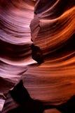 каньон антилопы Стоковые Изображения