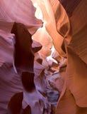 каньон антилопы Стоковая Фотография RF