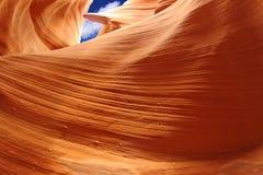 Каньон антилопы, Аризона, США Стоковое Изображение RF