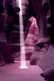 Каньон антилопы Стоковое фото RF