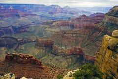каньон Аризоны грандиозный Стоковые Фото