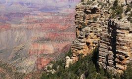 каньон Аризоны грандиозный Стоковые Изображения RF