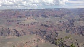 каньон Аризоны грандиозный акции видеоматериалы
