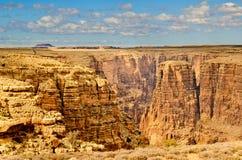 каньон Аризоны Стоковая Фотография