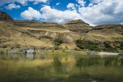 Каньон адов, Айдахо стоковое изображение