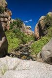 Каньон в Cerro Uritocoro стоковые фотографии rf