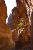 каньон глубоко Стоковая Фотография RF