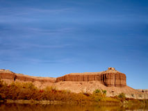 каньон грандиозное VI стоковая фотография rf