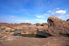 каньон грандиозный Таиланд Стоковая Фотография RF