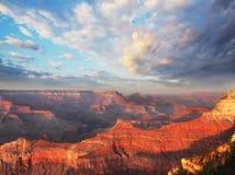 каньон грандиозный Стоковая Фотография RF