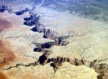 каньон грандиозный Стоковое Фото