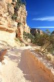 каньон грандиозный np Аризоны Стоковое Фото