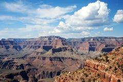 каньон грандиозный np США Аризоны Стоковая Фотография RF