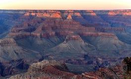 каньон грандиозный аристочратов США стоковая фотография rf