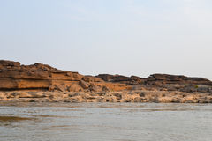 каньон грандиозный Таиланд Стоковые Фотографии RF