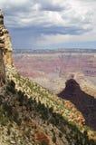 каньон грандиозный Стоковые Фото