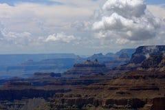 каньон грандиозный Стоковые Фотографии RF