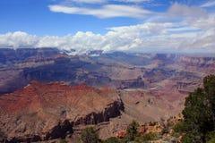 каньон грандиозный Стоковое Изображение