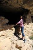Каньон грецкого ореха стоковые фото