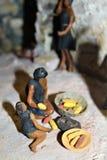 Каньон грецкого ореха Стоковые Изображения RF