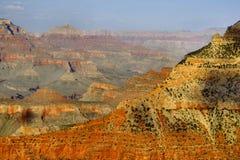 каньон красит грандиозным Стоковые Изображения RF