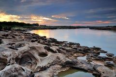 Каньон на ubon стоковое фото rf
