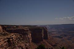 каньон обозревает shafer Стоковые Фото