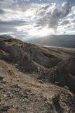 Каньон после массивнейшего землетрясения стоковое изображение