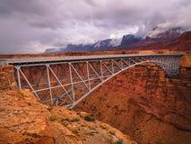 каньон после полудня грандиозный Стоковые Изображения