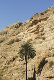 Каньон пустыни вадей Kelt стоковое изображение