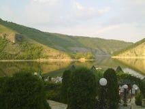 Каньон, река, Украина Стоковое Изображение RF