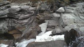 Каньон скалистых гор малый Стоковые Фото